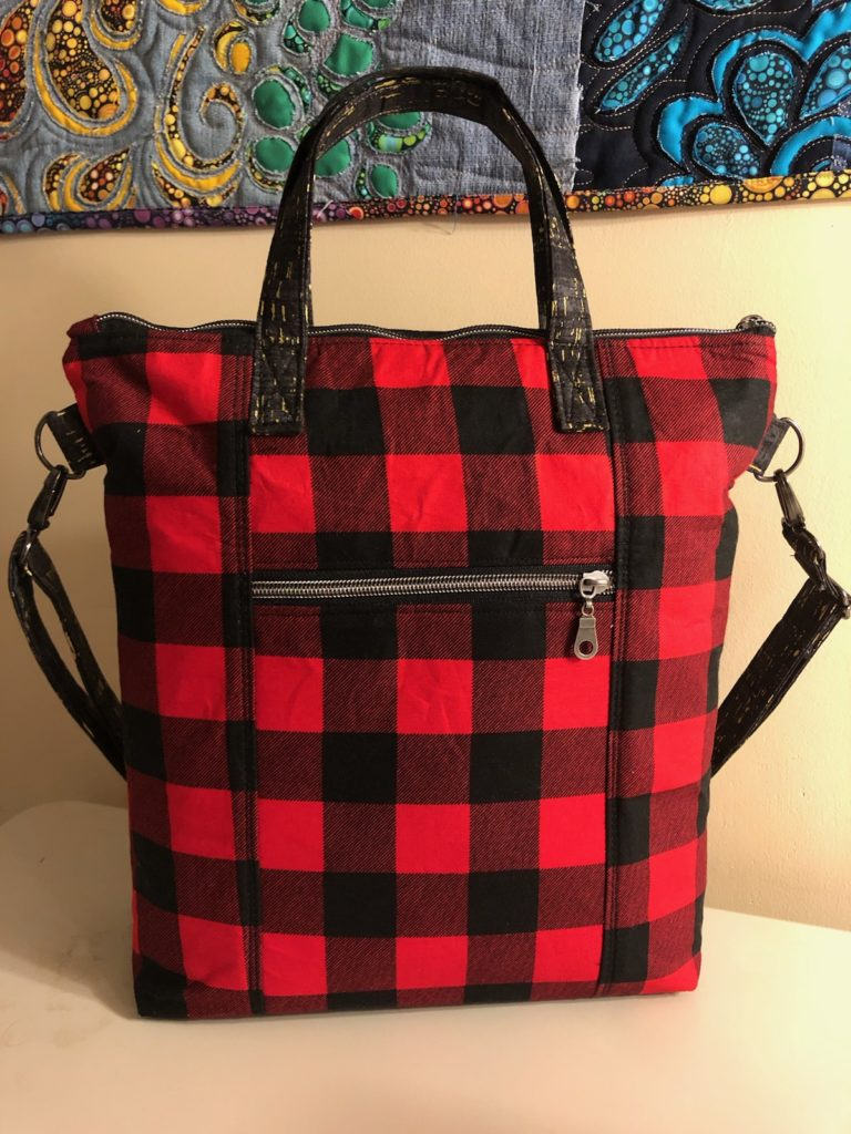 redwood tote bag kit