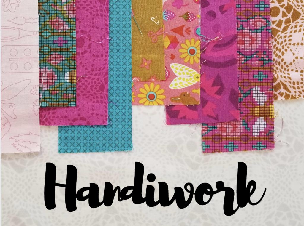 handiwork build a quilt