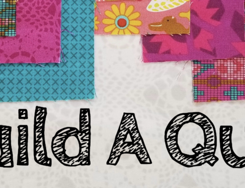 Join Build A Quilt – Our Exclusive Block of the Month Program
