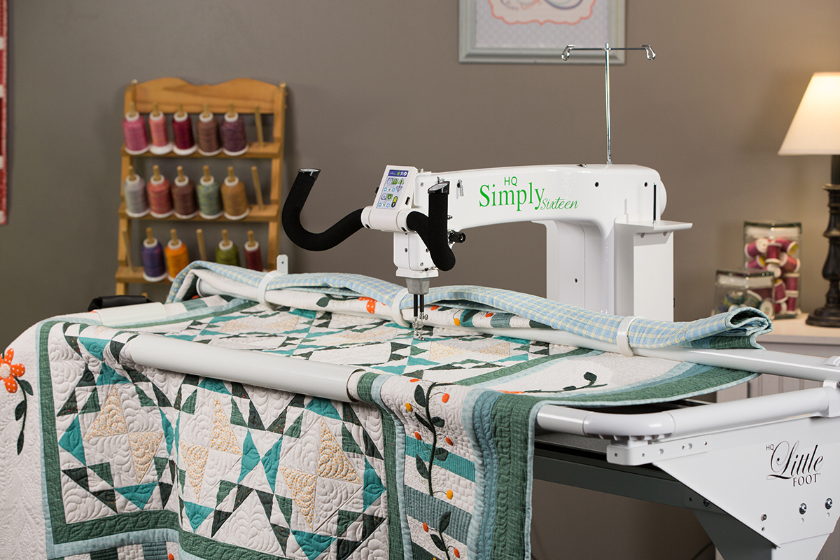 handiquilter simply 16