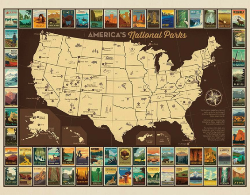 National parks panel