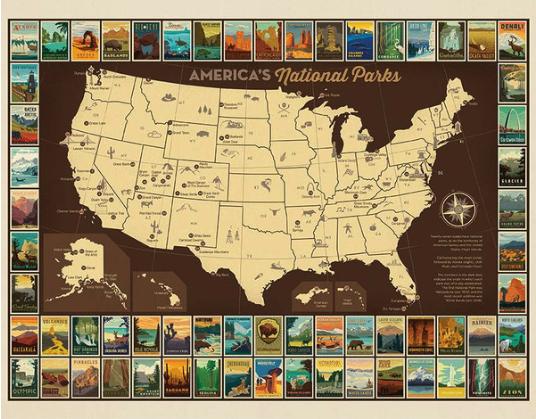National parks panel
