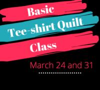 tee-shirt class