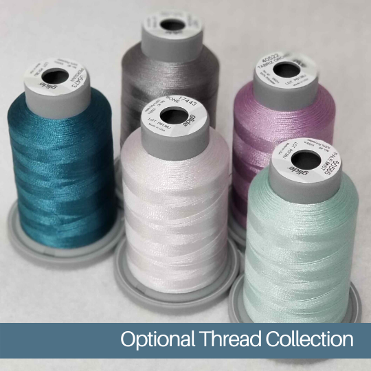 free-motion challenge coordinating thread collection