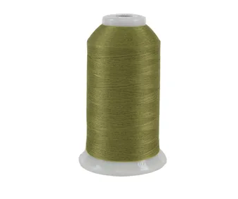 so fine celery green thread