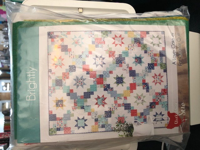 brightly quilt pattern by cluck cluck sew
