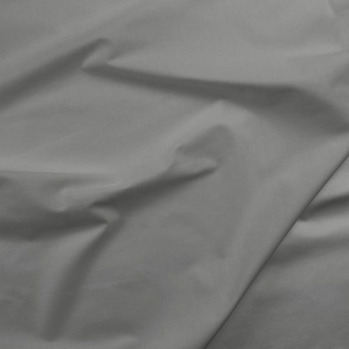 pewter grey solid fabric