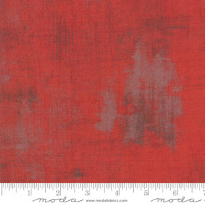 red grunge fabric