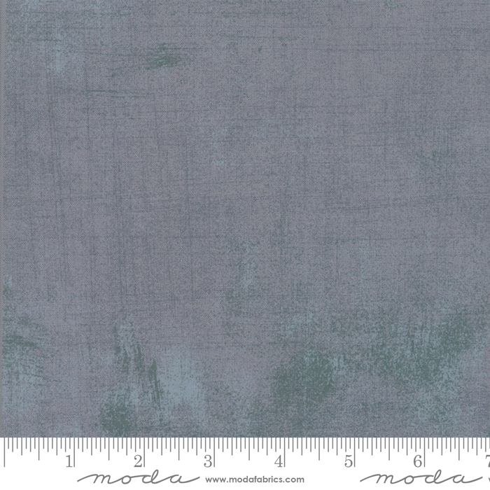 smoke gray grunge fabric by moda
