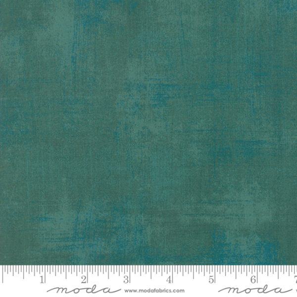 deep jade grunge fabric