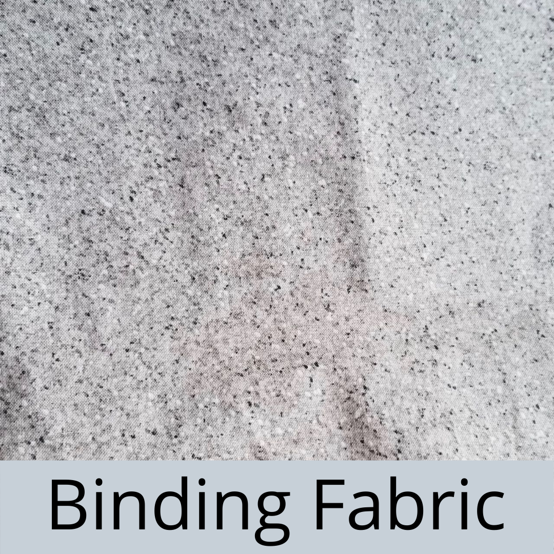 gray blender quilting fabric