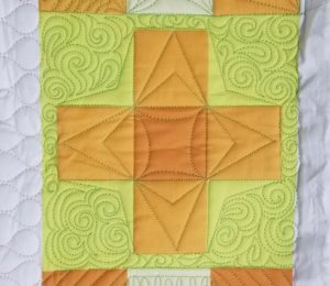 help how do i quilt it free-motion challenge quilting along