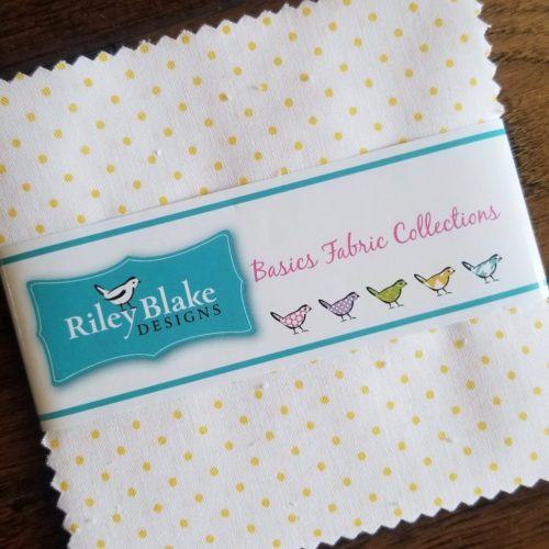 riley blake basics precuts