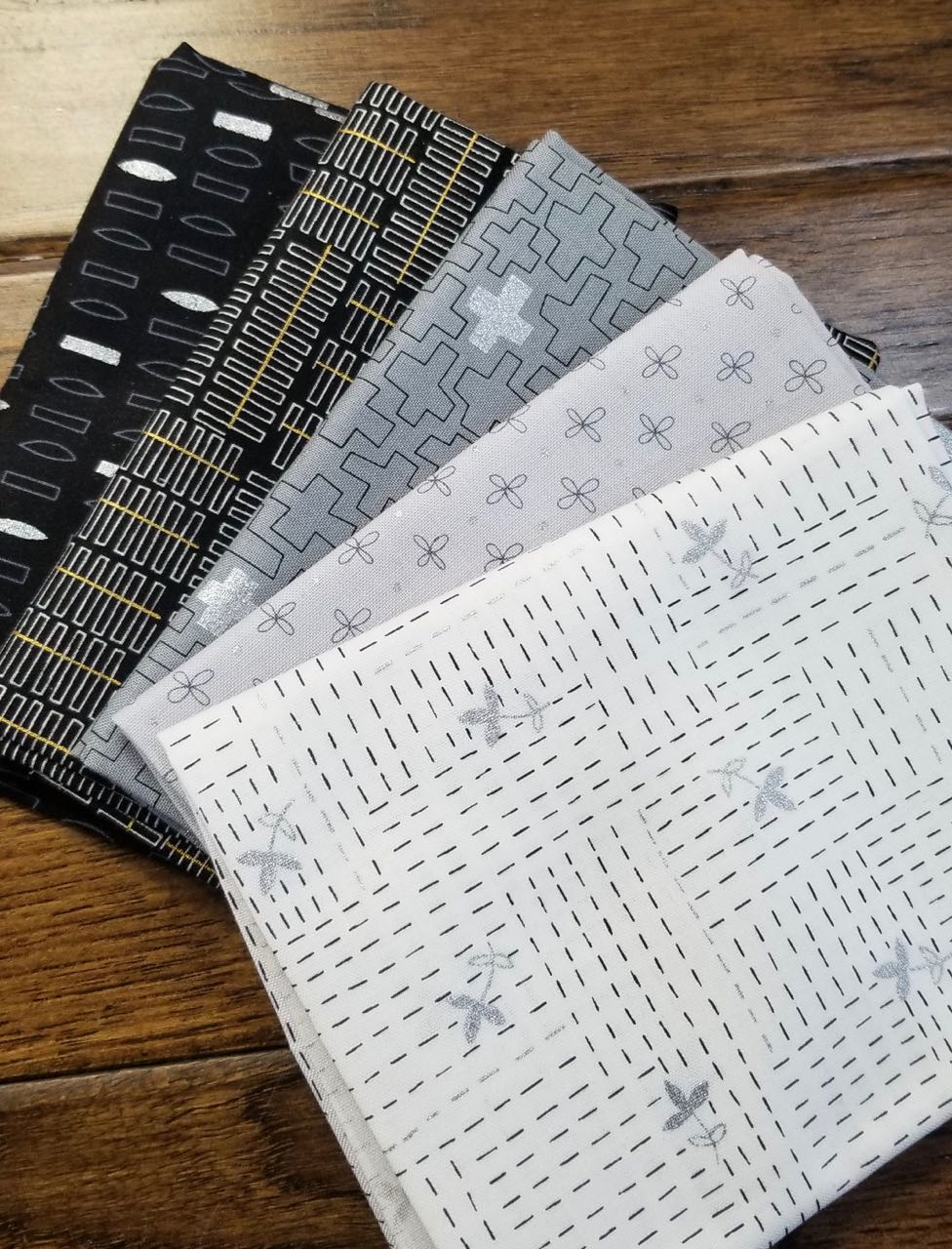 wayside grays fabric collection