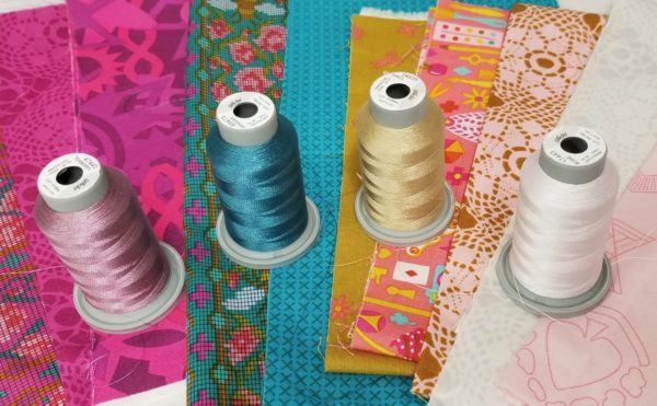 glide thread coordinating thread collection