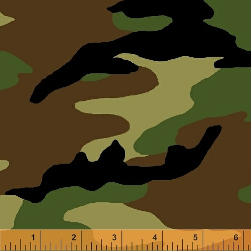 camouflage extra wide fabric