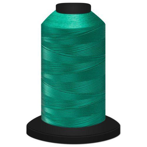 glide 60 wt irish green thread