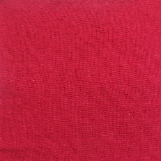 cherry solid quilt fabric red
