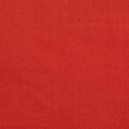 poppy red alison glass solid fabric