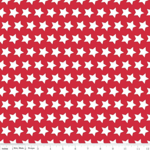 C315-80 star quilting fabric