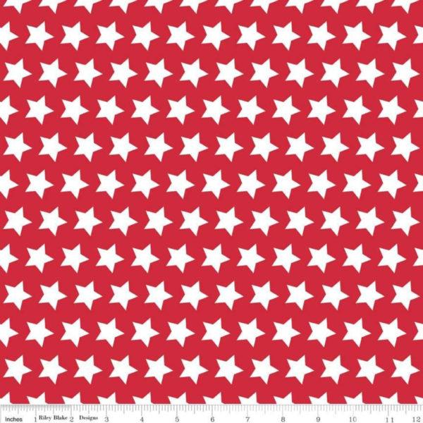C315-80 star quilting fabric