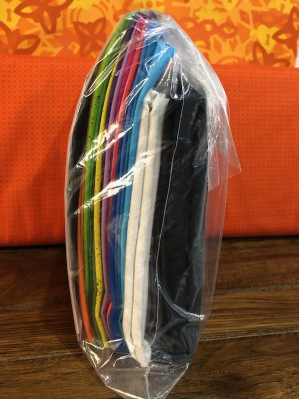 antonia tiger quilt kit