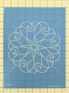 lacey array stencil H30645