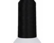 dark gray microquilter cone thread