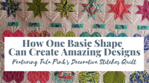 quilting is my therapy blog post