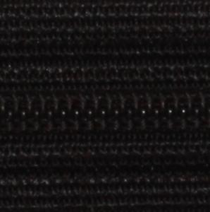 """black 16"""" zipper"""