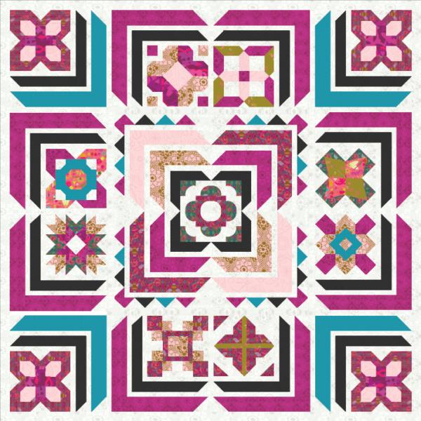 build a quilt layout