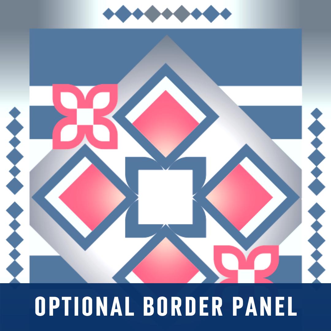 quilt border panel