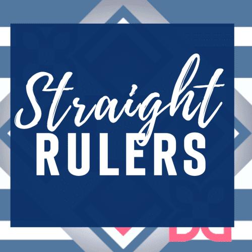 Straight Edge Rulers