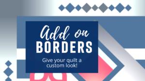 fmq challenge border quilt panel