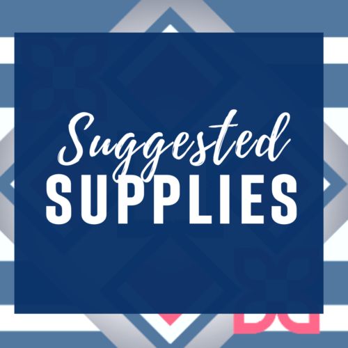 Rulers and Other Supplies