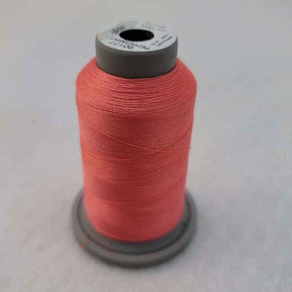 peppermint pink glide thread