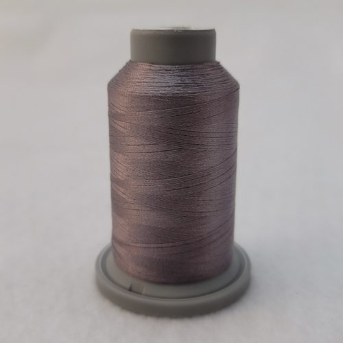 dark gray glide machine quilting thread
