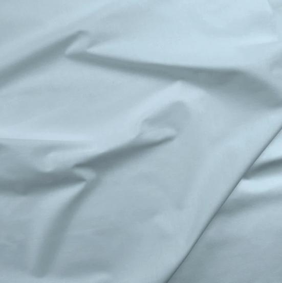 azure blue solids fabric