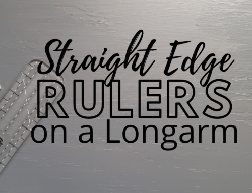 Beginner's Guide to Quilting with Rulers on a Longarm