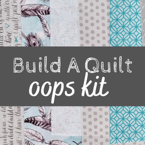 build a quilt oops kit