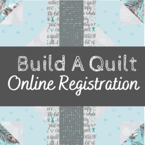 build a quilt