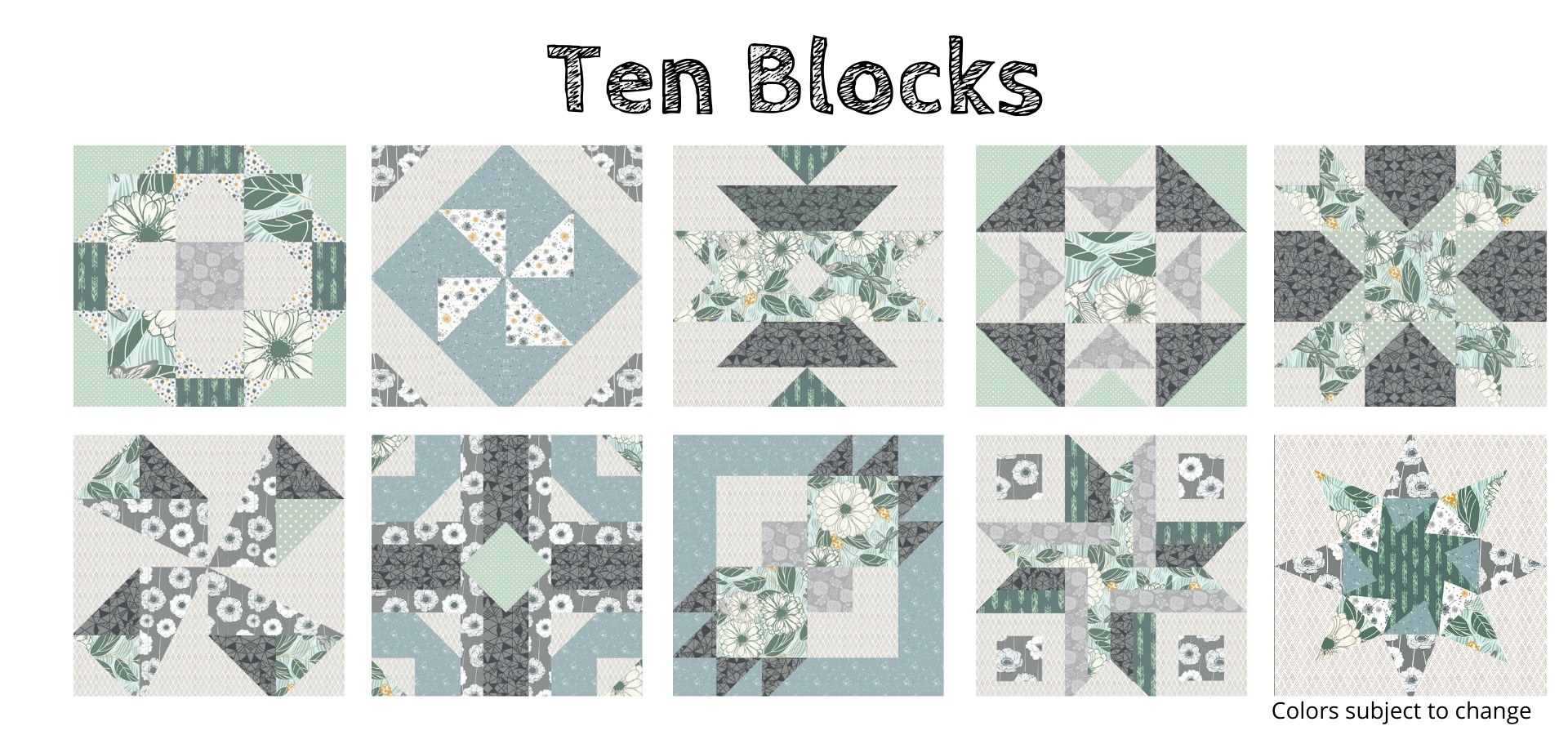 stay wild build a quilt blocks