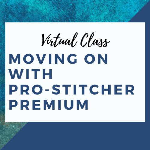 handi quilter pro-stitcher virtual class susan manry