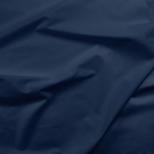 midnight blue solid fabric