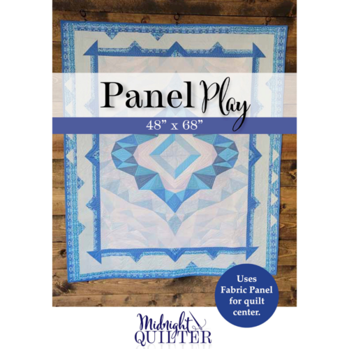 panel play quilt pattern