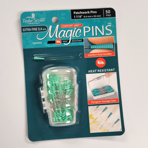 magic pins patchwork