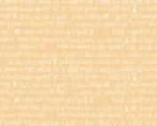 inked rainbow orange script