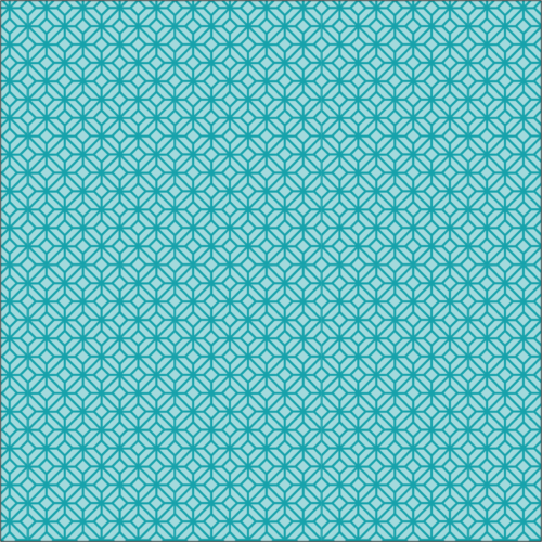 teal quilting fabric