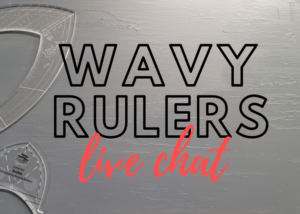 Wavy Rulers live chat