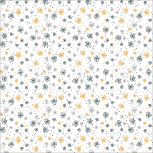 floral quilting fabric